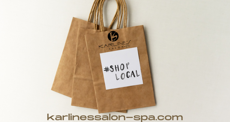 Shop Small at Karline's Salon and Spa