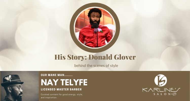 His Story - Donald Glover Style