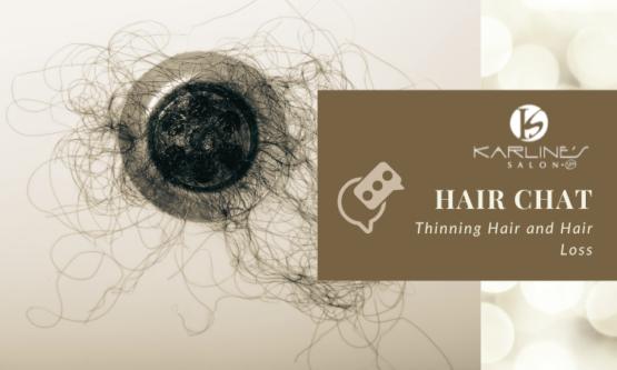 KSS Blog Post: Thinning Hair and Hair Loss